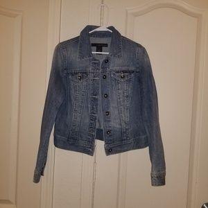 (SOLD) Calvin Klein jean jacket